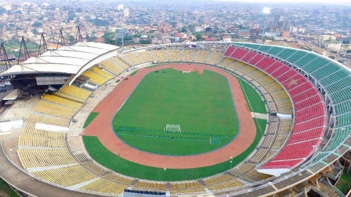 Stade Ahmadou Ahidjo Yaoundé