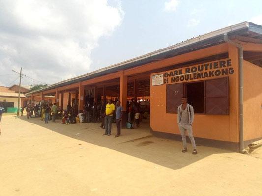 Ngoulemakong, la nouvelle gare routière