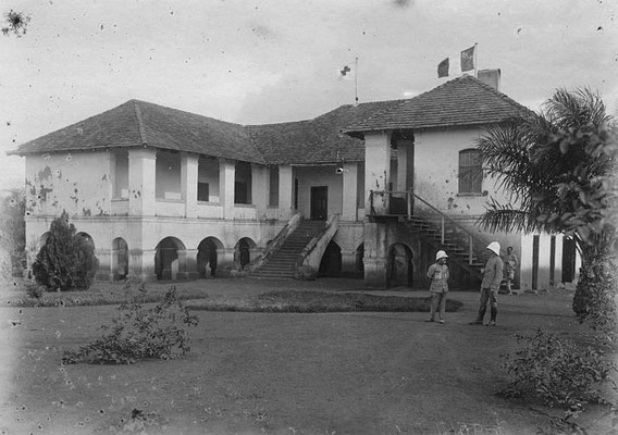 Le Palais de Charles Atangana