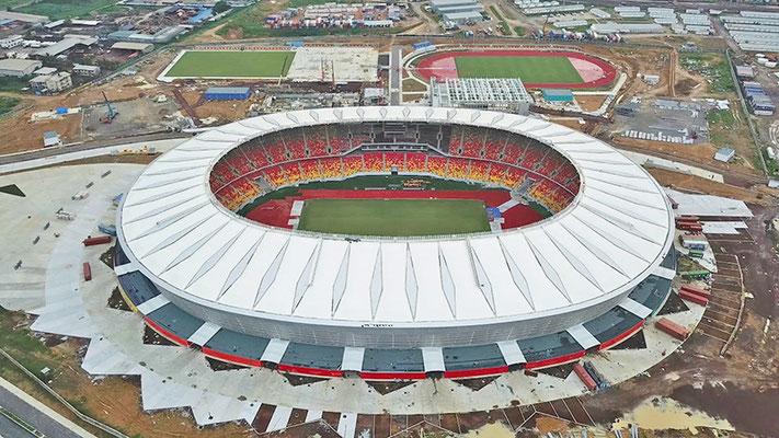 Stade de Japoma, Douala