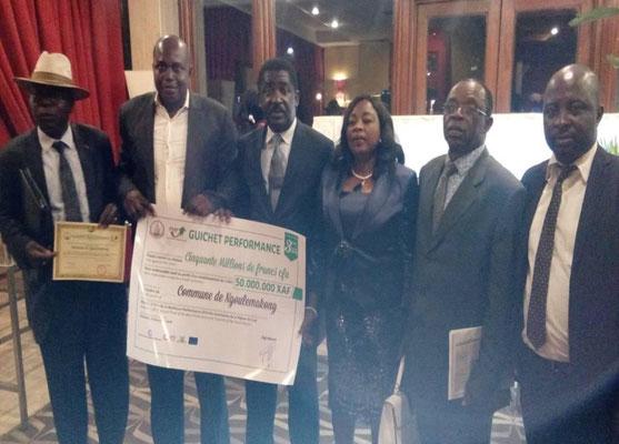 Ngoulemakong, Prix PNDP 2019