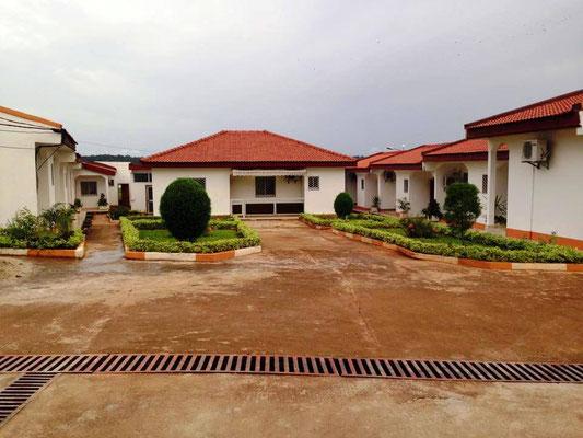 Akonolinga Hotel Diamant de Mireille