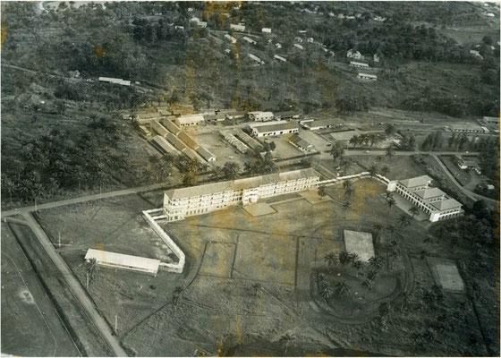Le Lycée Leclerc en 1960