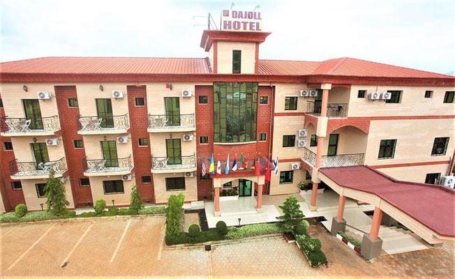 Mbankomo Hotel Dajoll