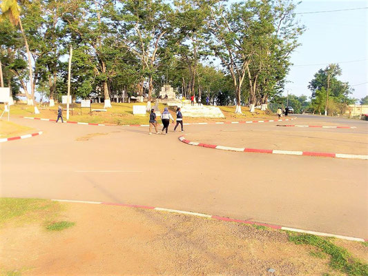 Bafia Place de l'indépendance
