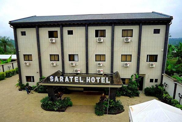 Kye Ossi, Hotel Saratel