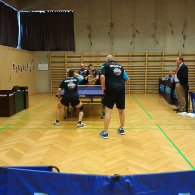 Entscheidungsdoppel bei 5:4 für Allianz Sierndorf/1