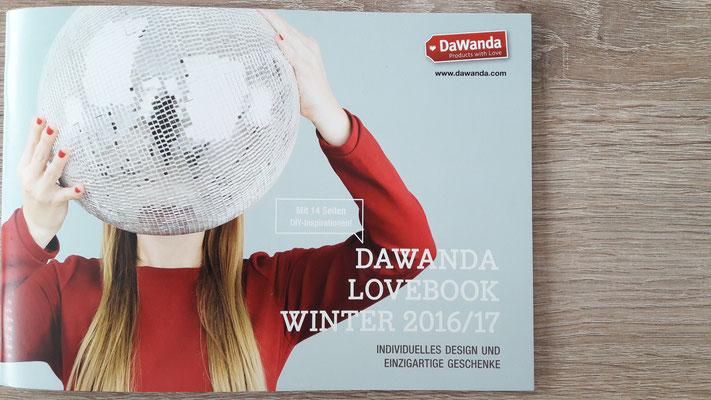 Smart Concrete im Dawanda Lovebook