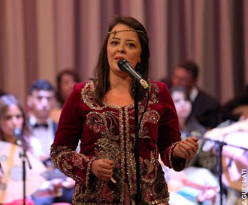 Nesma Mohammedi, Kouitra et Chant