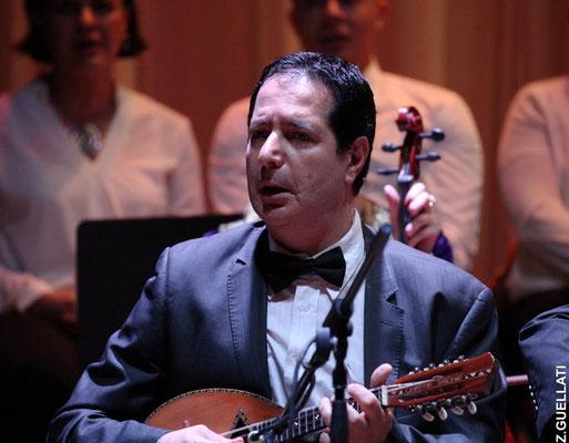 Mourad Bernoussi, Banjo et Mandoline