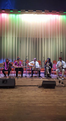 Concert Palais de la Culture, Alger, 28 avril 2017