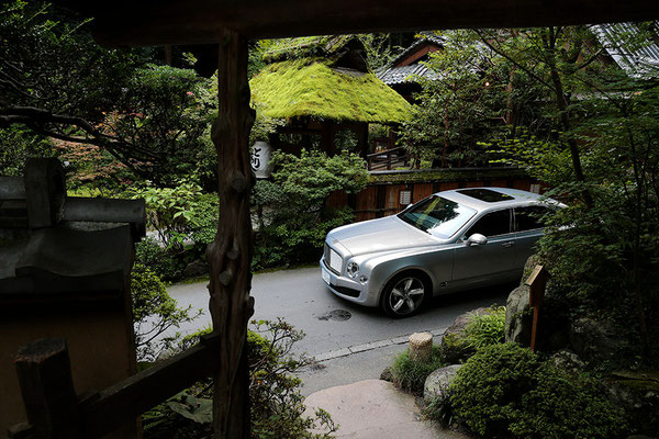 Bentley Motors Japan