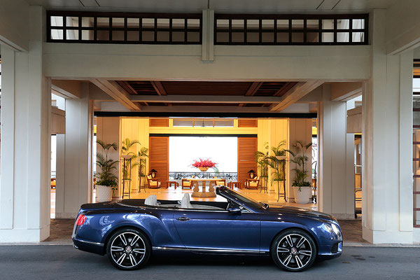 Bentley Motors Japan