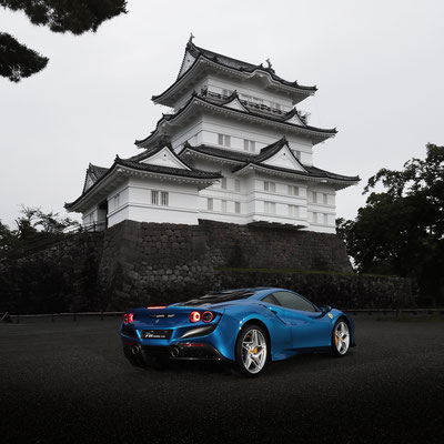 Ferrari APAC   Ferrari Japan