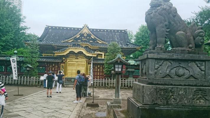 上野東照宮(おまけ写真)