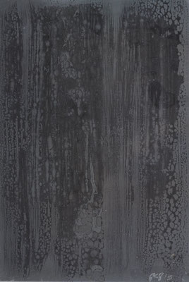 Crosta II, 2015, 35 X 27 cm, Ferro