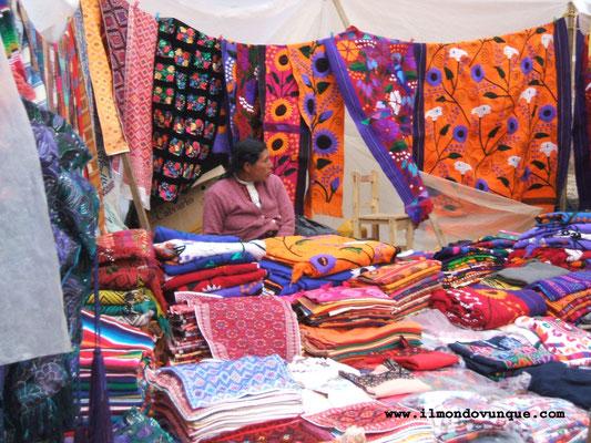 Mercato di Chicicastenango- Guatemala
