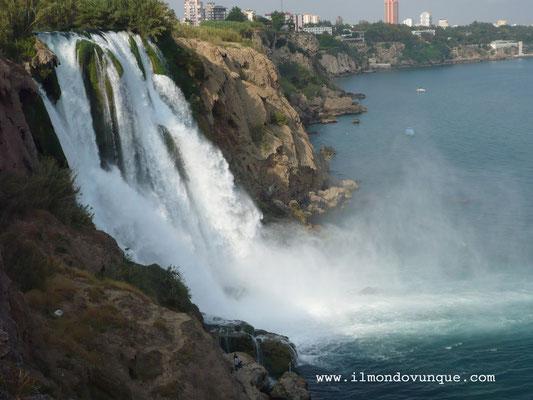 Turchia- cascate di Duden