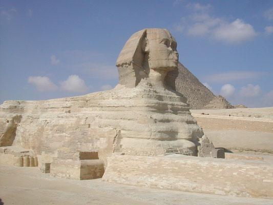 La Sfinge - Cairo