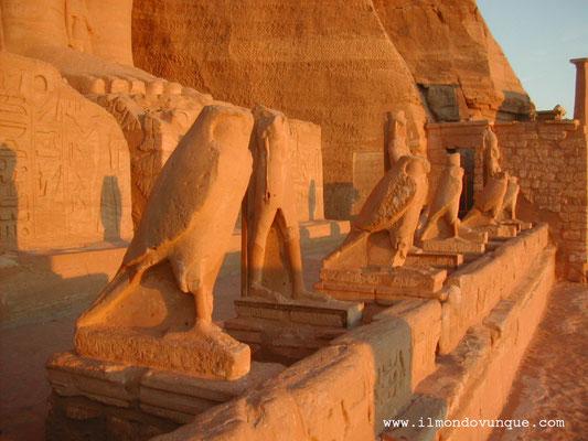 Abu Simbel- Egitto