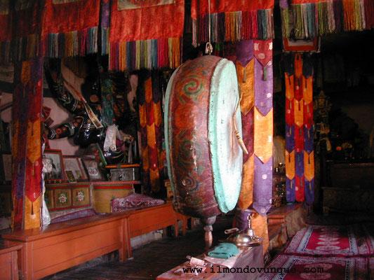 Ladakh- monastero