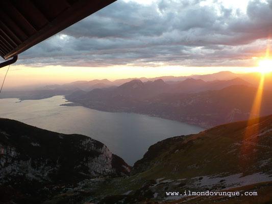 Monte Baldo- dal rifugio di Cima Telegrafo