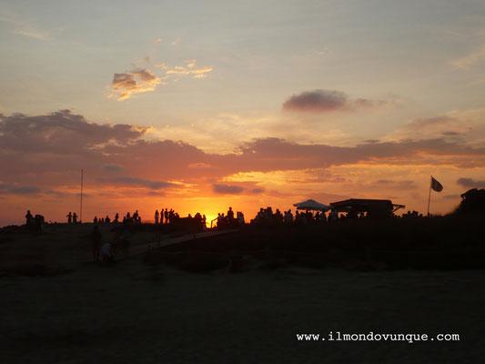 al chiringhito al tramonto a formentera