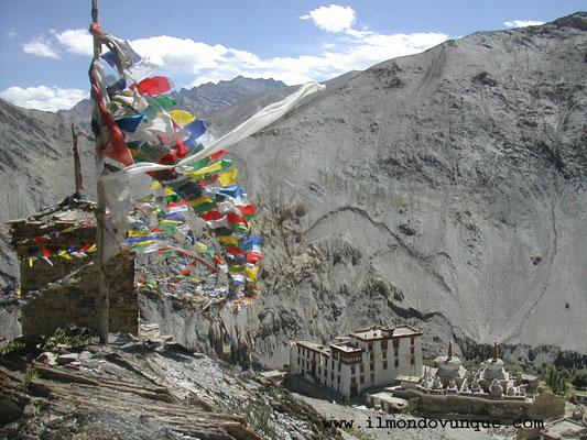 Il monastero di Lamayuru- Ladakh- India