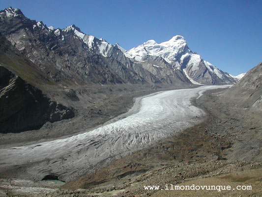 nella valle dello Zanskar- il ghiacciao del Pensi-Là- Ladakh - India
