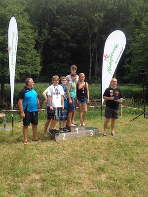 Mannschaft Slalom Jugend männlich