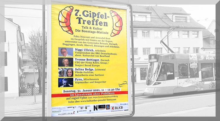 Plakat Weltformat