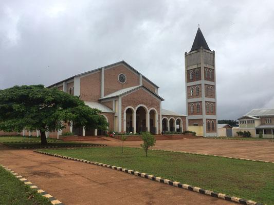 Bischofskirche in Mbinga