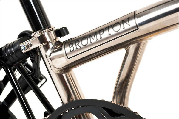 Brompton Nickel Edition 2016