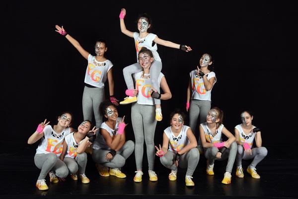 Sieger Kategorie 5.-6. Kl.: Fire Girls / Schule Mühlefeld
