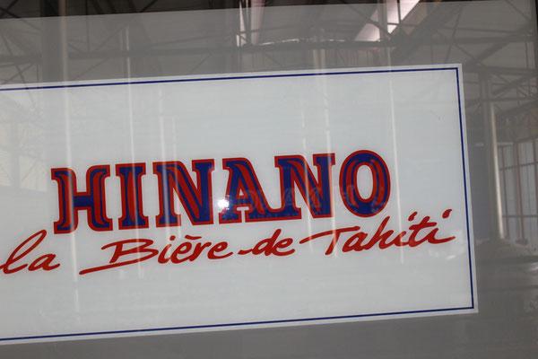 HINANO   la bière de Tahiti