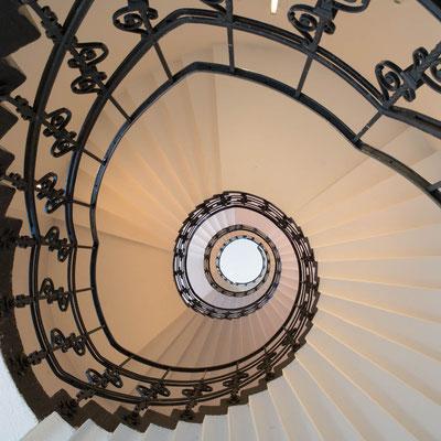 Stairwell, Dermatologicum Hamburg