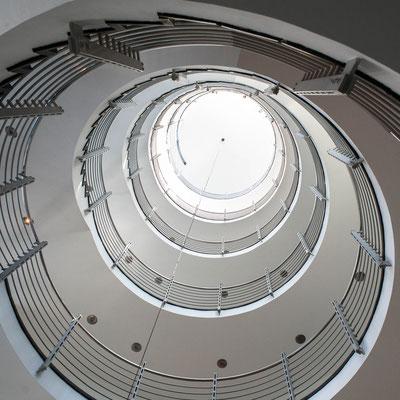 Stairwell,  Zürichhaus Hamburg
