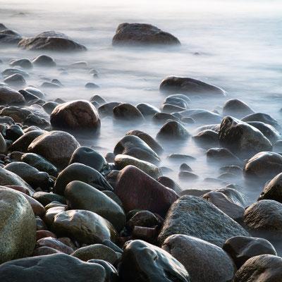 Baltic coastline, Isle of Ruegen