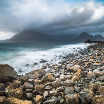 Coastline near Elgol, Isle of Skye