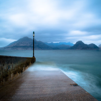 Pier at Elgol, Isle of Skye