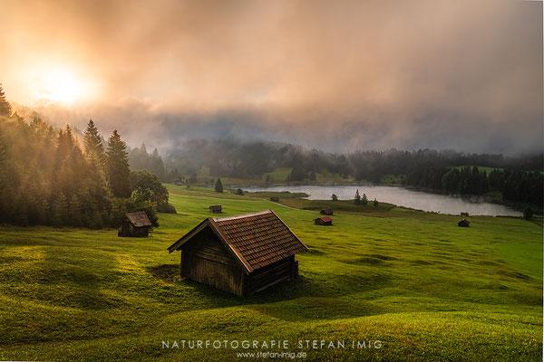 20190903-Nebel über dem Geroldsee-