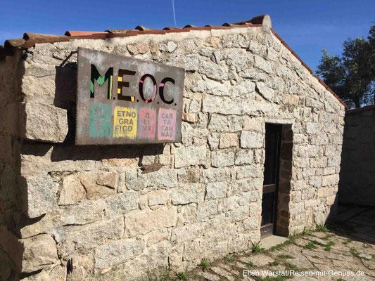 Sardisches Steinhaus: Hier ist das ethnografische Museum untergebracht