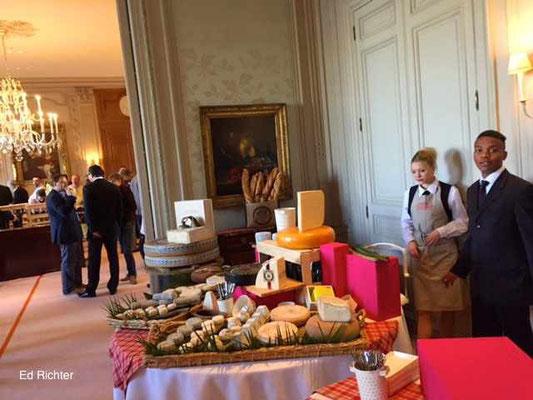 Was wäre Frankreich ohne seinen fantastischen Käse?