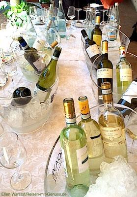 Wer die Wahl hat, hat die Qual: 70 Soave-Weine Jahrgang 2015