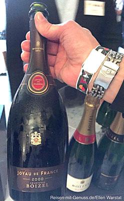 Fein: Champagner von Boizel