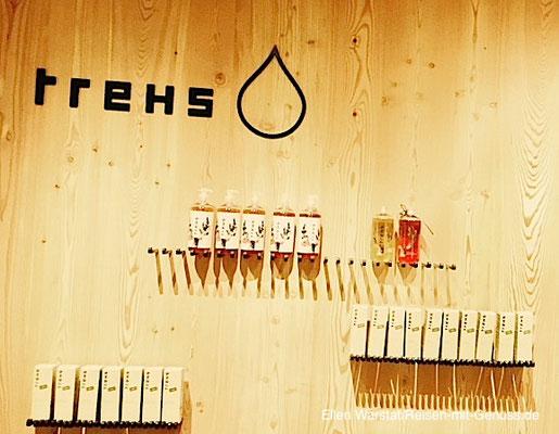 Die Marke trehs produziert Gregor mit Partnern aus dem Sarntal