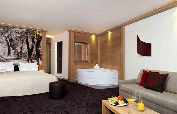 Gemütlich, aber modern: die Zimmer im Panoramahotel Oberjoch