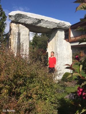 Stonehenge in klein