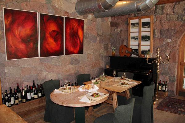 Ein Wohlfühl-Ort für Gourmets: Das Restaurant im Bad Schörgau