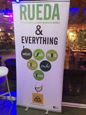 Mittlerweile sind auch Rosé- und Rotweine in der D.O.Rueda zugelassen